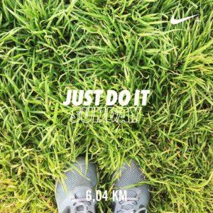 just do it sunday nike